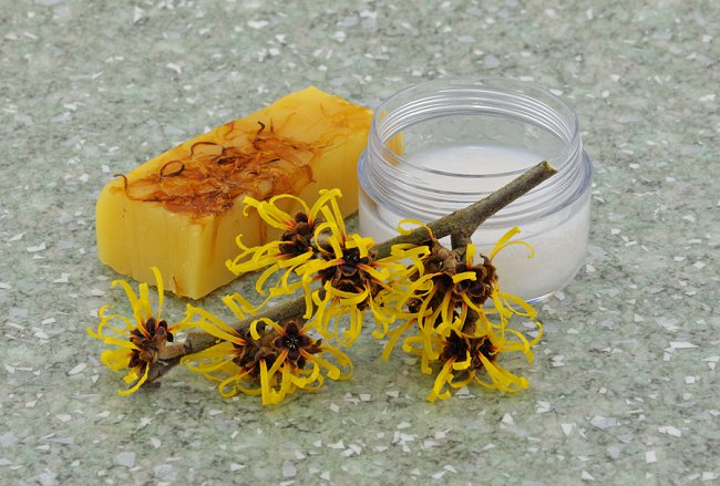 image of what to do with witch hazel
